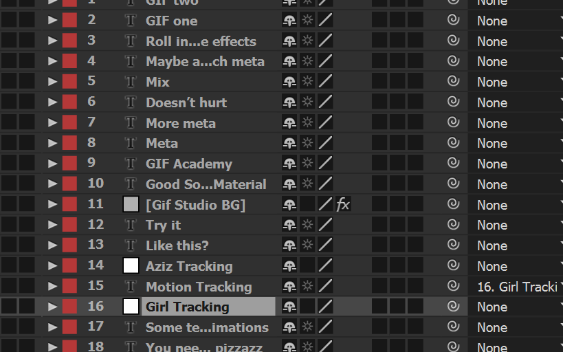 GIF Making – theMinja